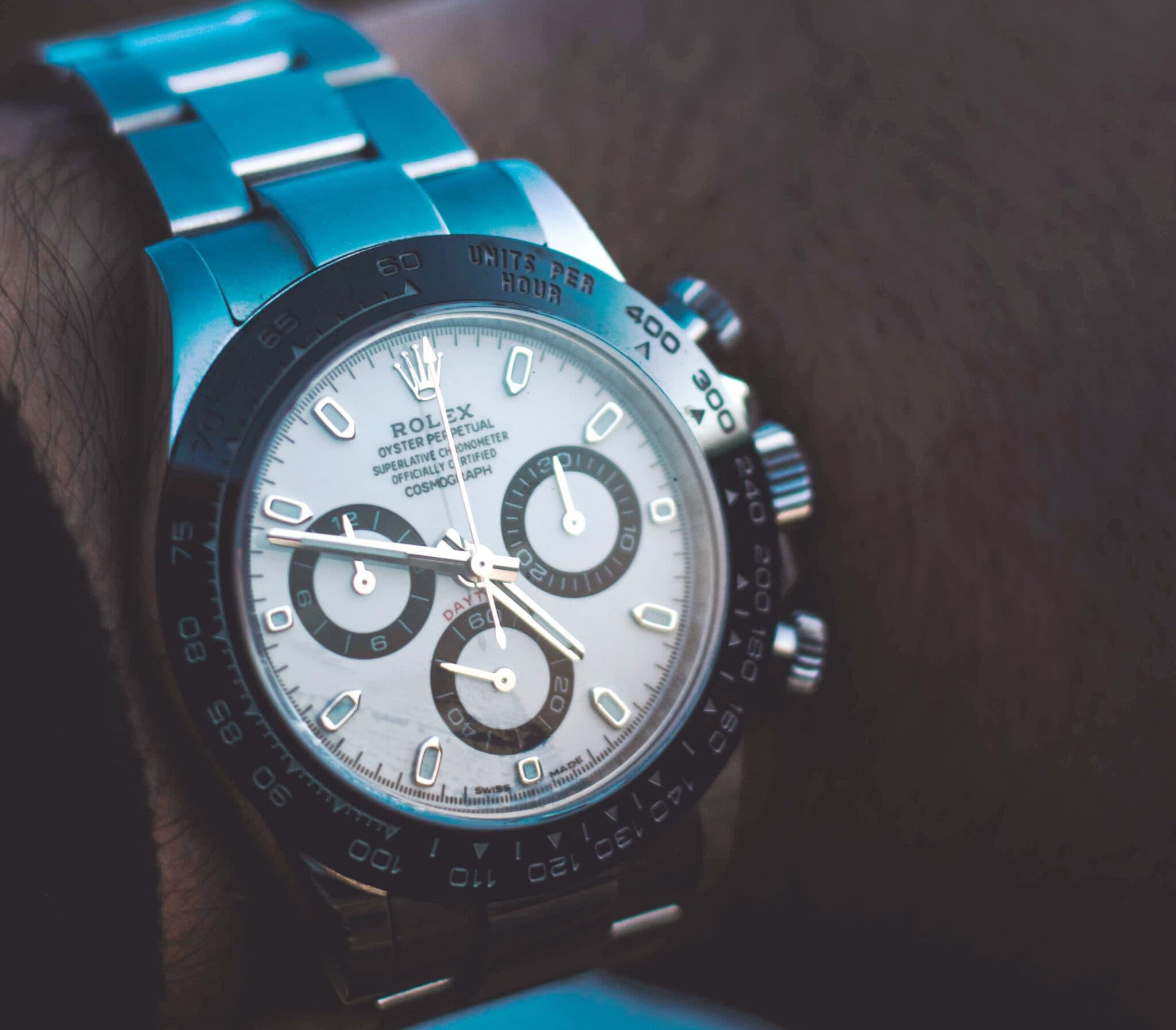 Värdeökning av klockor - Rolex