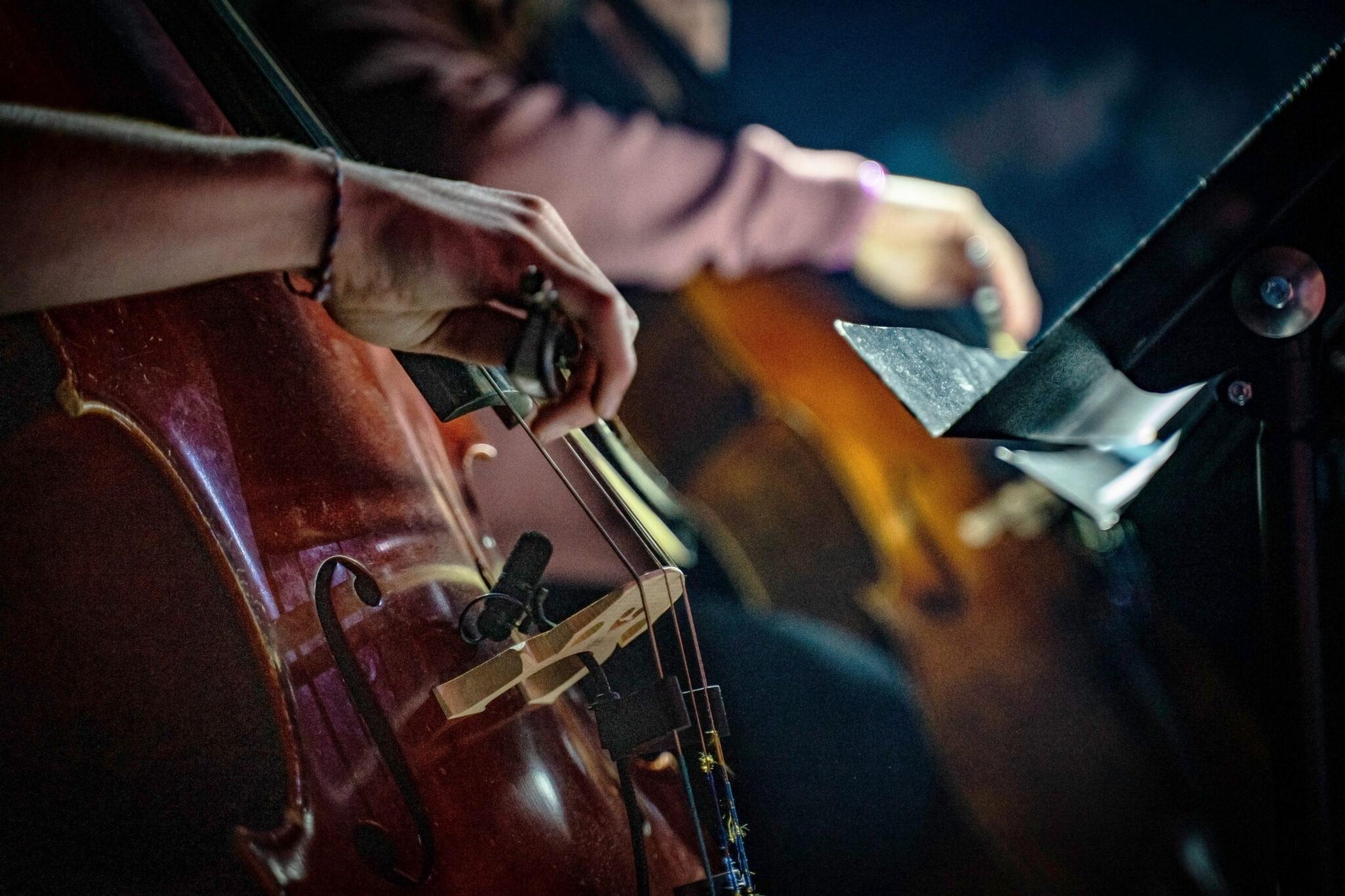 Instrumentförsäkring för orkestrar och musikers.