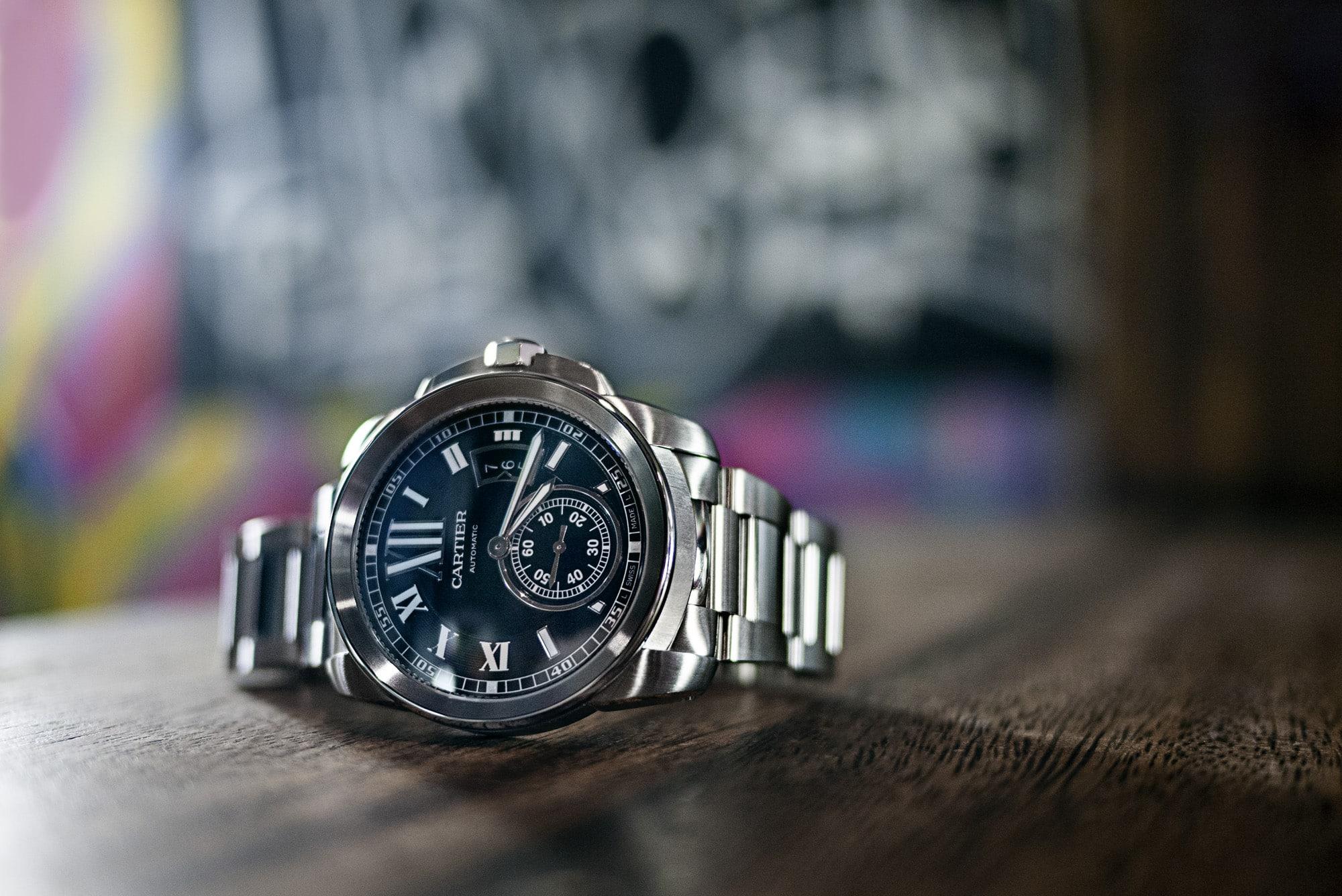 Klockförsäkring för exklusiva klockor