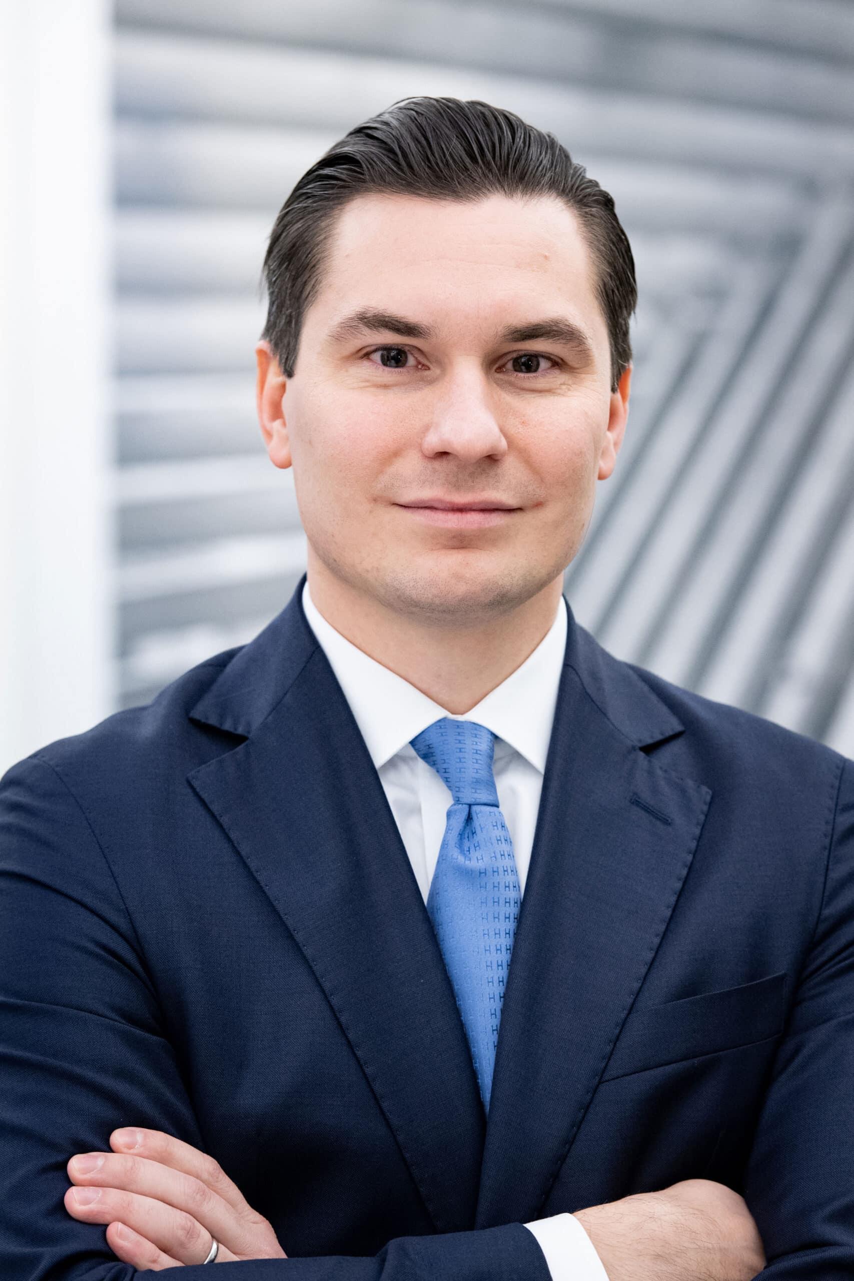 Leonard Münz, Partner & VD - Brookfield Underwriting